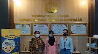 Imigrasi Denpasar Deportasi WNA asal Malaysia