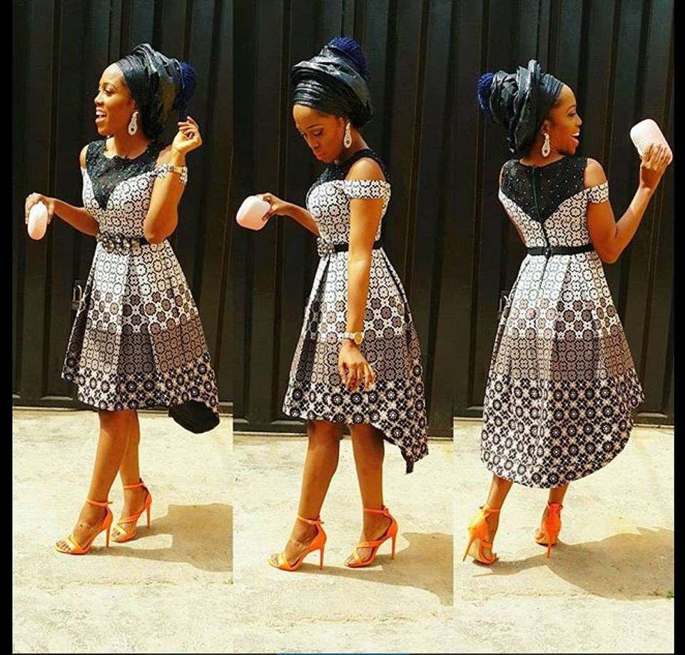 African Chitenge Wear For 2016 2017