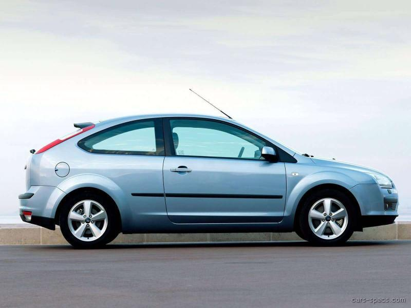 2006 ford focus hatchback specifications pictures prices. Black Bedroom Furniture Sets. Home Design Ideas