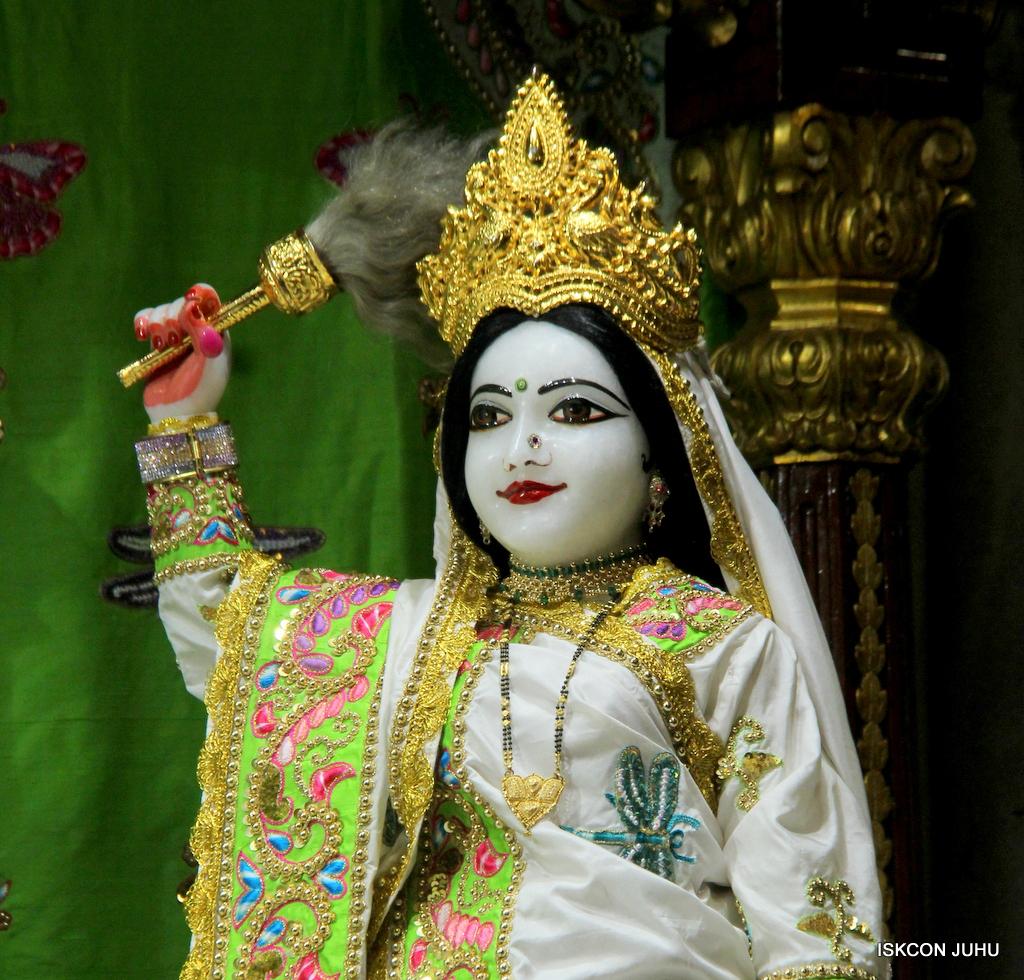 ISKCON Juhu Mangal Deity Darshan on 1st Jan 2016 (18)