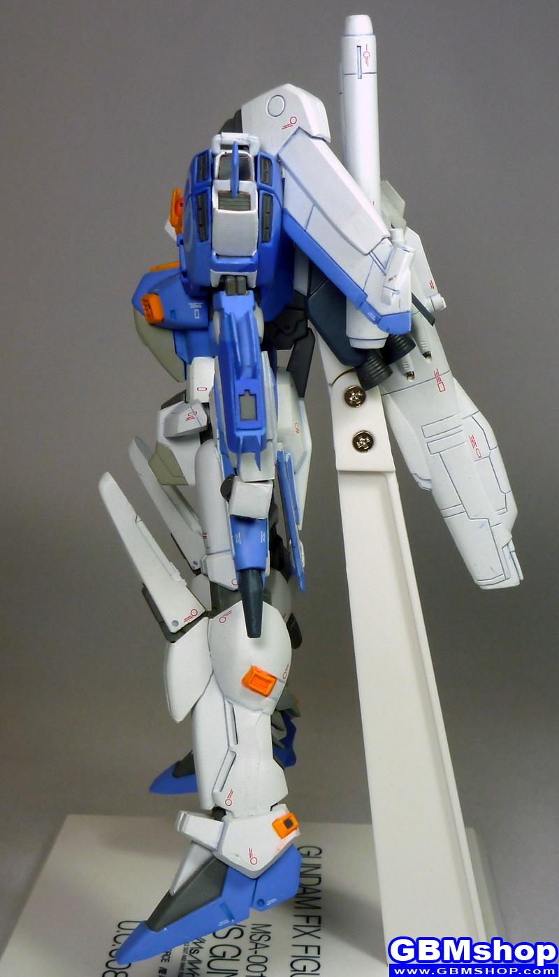Gundam Fix Figuration  #0011 MSA-0011-2[Ext] Ex-S GUNDAM MSA-0011 S Gundam