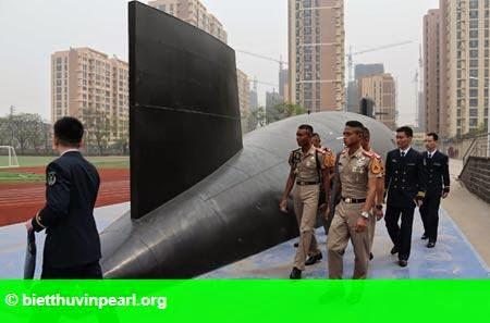 Hình 1: Trung Quốc đào tạo thành công 70.000 học viên sĩ quan hải quân
