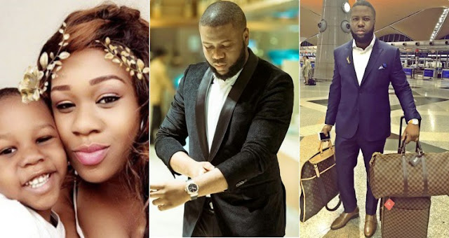 'You Will Regret Calling me a Nobody' – Hushpuppi's Babymama Tells Him, Also Slams Mompha (Photos)