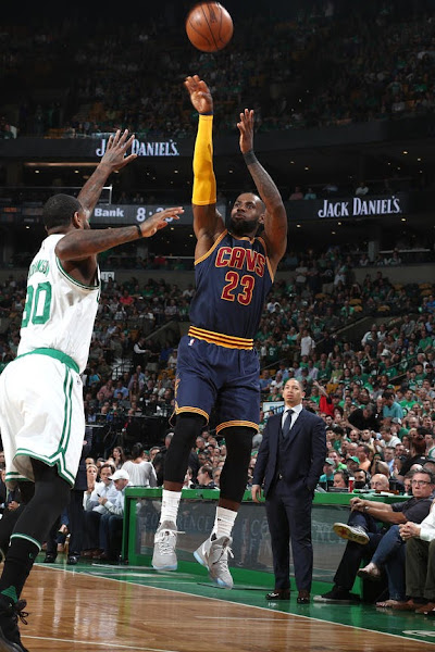 LeBron James Powers Cavs to ECF Game 1 Win in LeBron 14 MAG