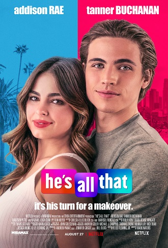 He's All That 2021 Hindi Dual Audio Complete Download 480p & 720p