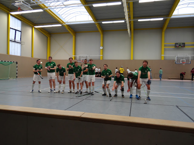 Relegationshinspiel in Rostock - Hallensaison 2012/13 - DSC00994.JPG