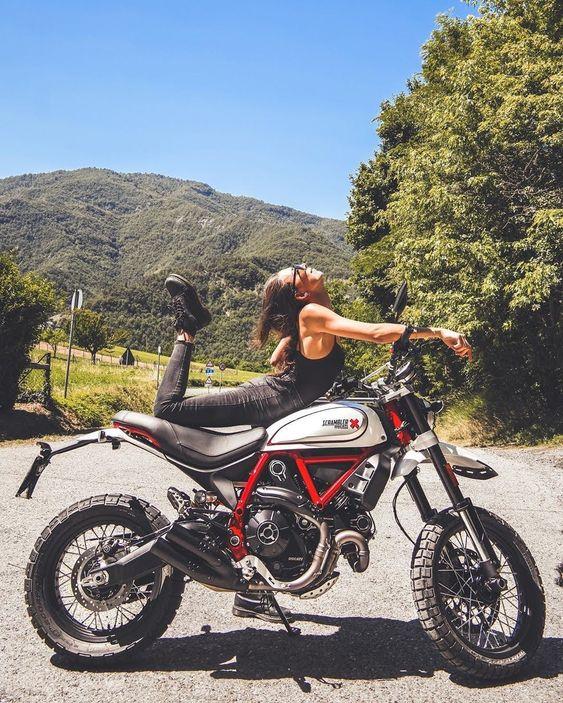 2021 Ducati Scrambler desert sled.
