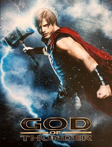 God of Thunder (2015) ธอร์ ศึกเทพเจ้าสายฟ้า