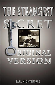 Cover of Earl Nightingale's Book The Strangest Secret