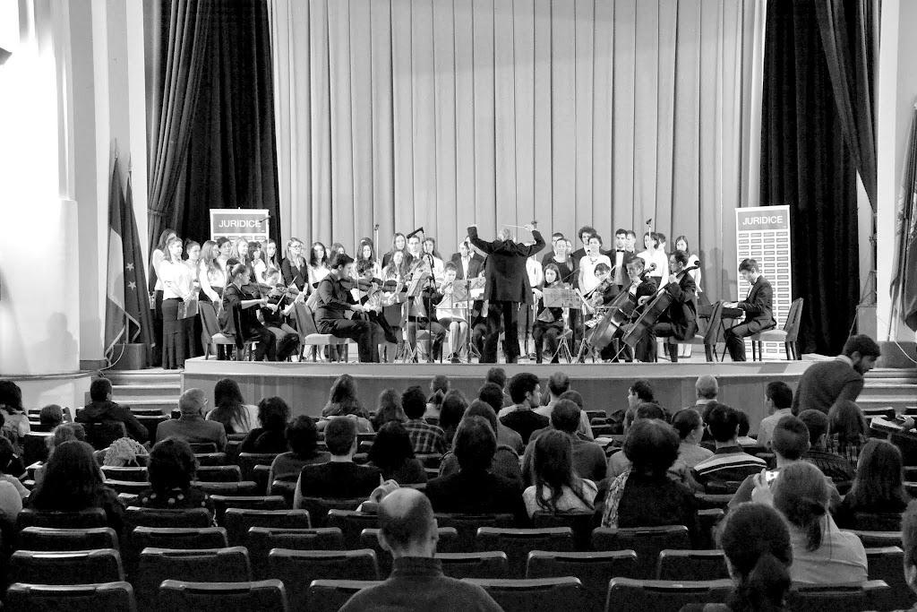 Concertul de Pasti, Corul si Orchestra Universitatii din Bucuresti (2015.04.07) - (2)