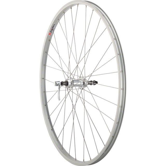 Quality Wheels Value Series 1 Rear Wheel Rim Brake 700c