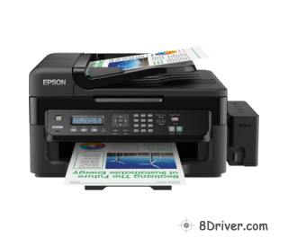 download Epson L551 printer's driver