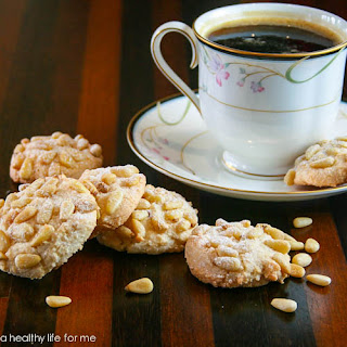 Italian Pignoli Cookies Recipe
