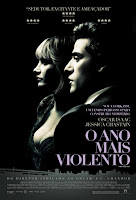 Resenha e cartaz do filme O Ano Mais Violento (A Most Violent Year), de J.D. Chandor