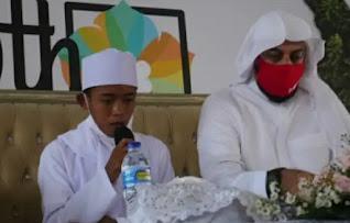 Akbar dan Syekh Ali Jaber