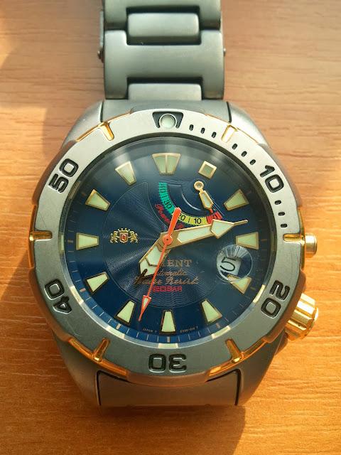 Orient Ориент описание часов