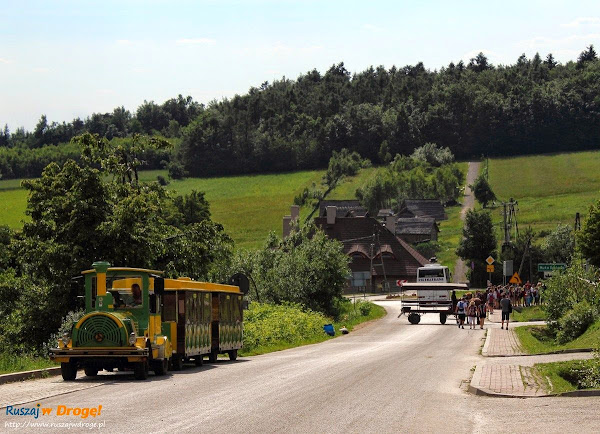 Huta Szklana - wioska tematyczna