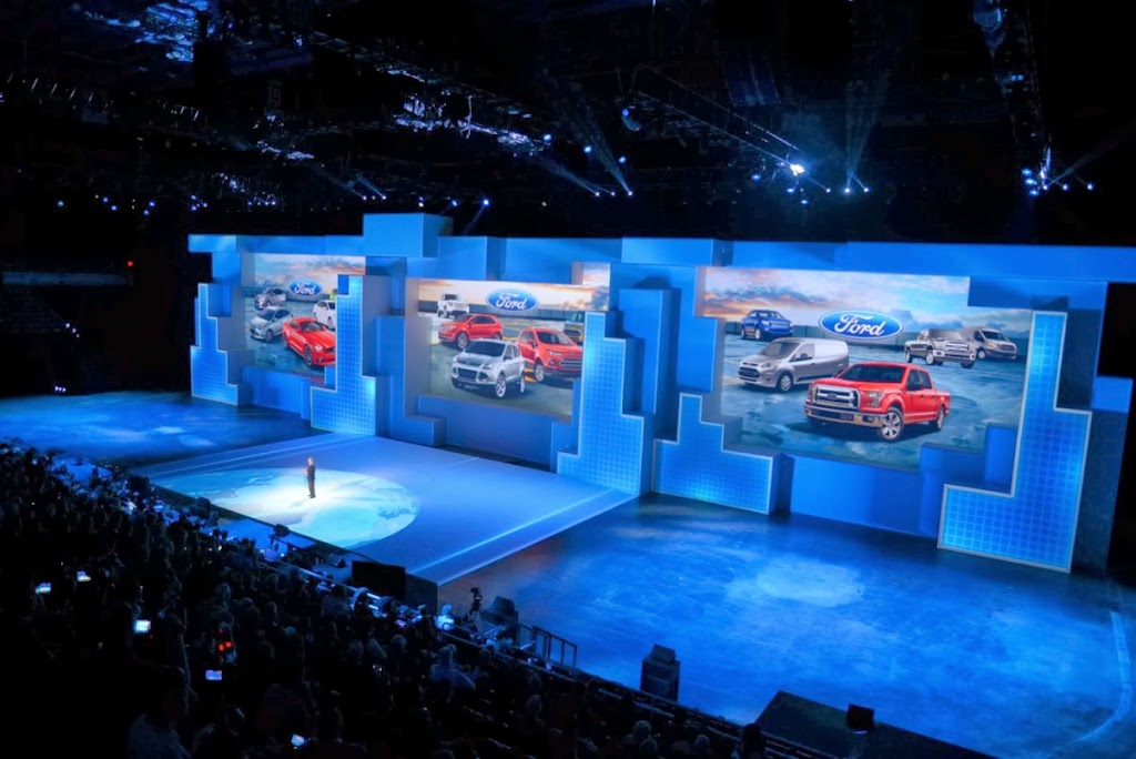 2015 Ford F-150 Unveiling NAIAS 2