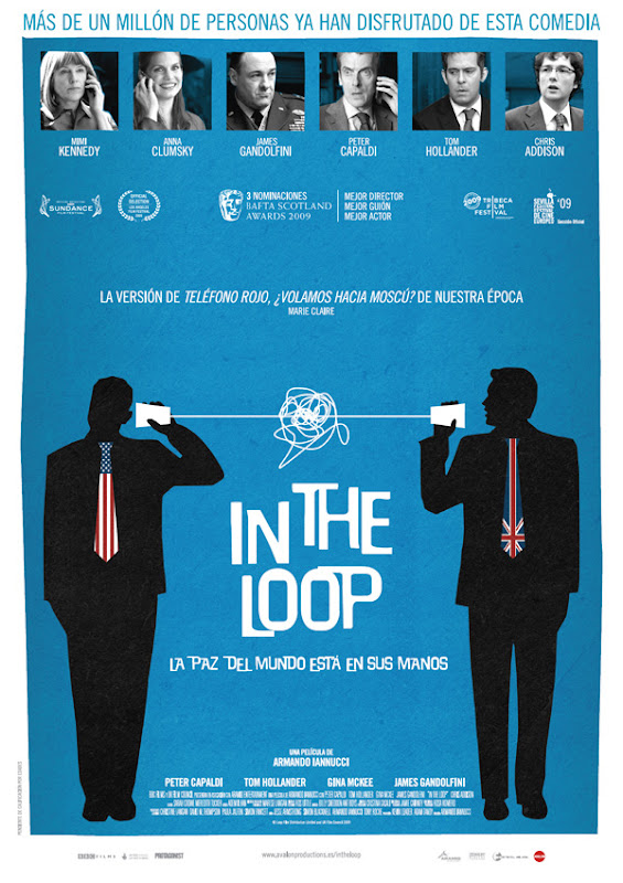 In the Loop (Armando Iannucci, 2.009)