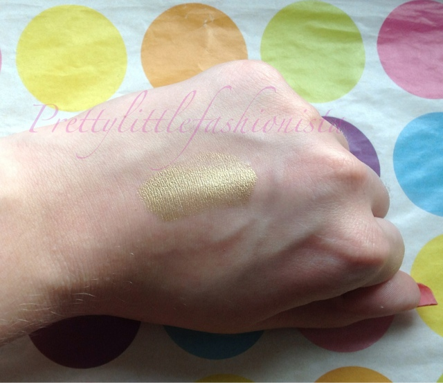 Illamasqua Liquid Metal in Electrum