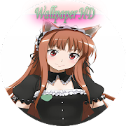 The Girl Holo Wallpapers icon