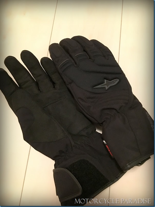 Alpinestars Transition DS Gloves review