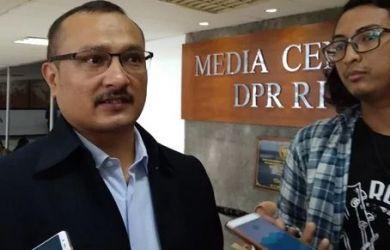"""Ferdinand Hutahaean Curiga Kepala BPIP Berhaluan Komunis, """"Pak Jokowi, Tolong Cek Kejiawaannya"""""""