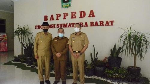 Sumatera Barat Raih Provinsi Terbaik I PPD 2021, Gubernur Mahyeldi: Ini Kontribusi Keberhasilan Semua Pihak