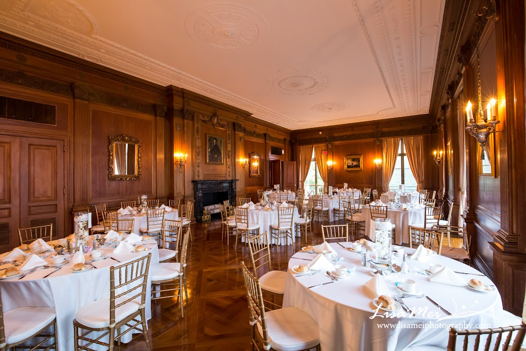 Reception Venue Aldrich Mansion Warwick Ri