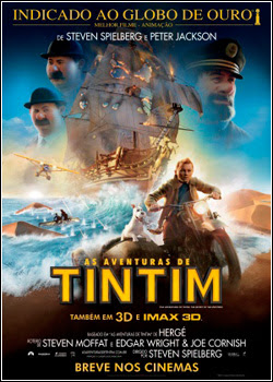 Baixar As Aventuras De Tintin: O Segredo Do Licorne Download Grátis