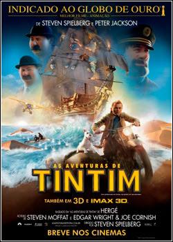 Download As Aventuras de Tintim BRRip RMVB Legendado