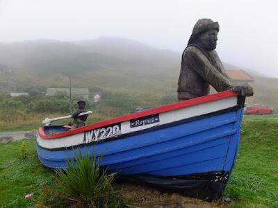 Boat Sculpture, Skinningrove