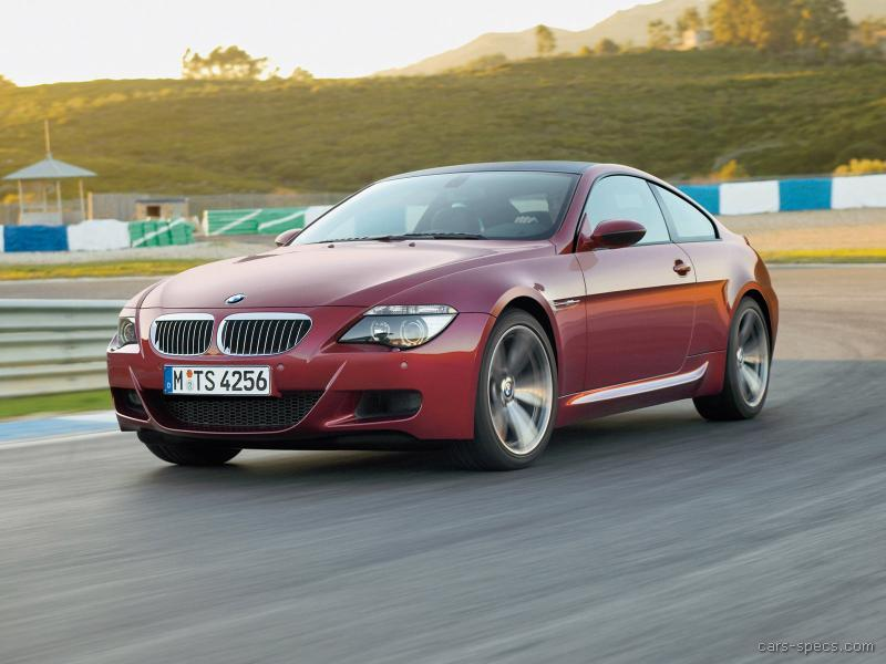 2009 bmw m6 coupe specifications pictures prices. Black Bedroom Furniture Sets. Home Design Ideas