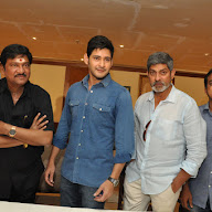 Srimanthudu Success Meet