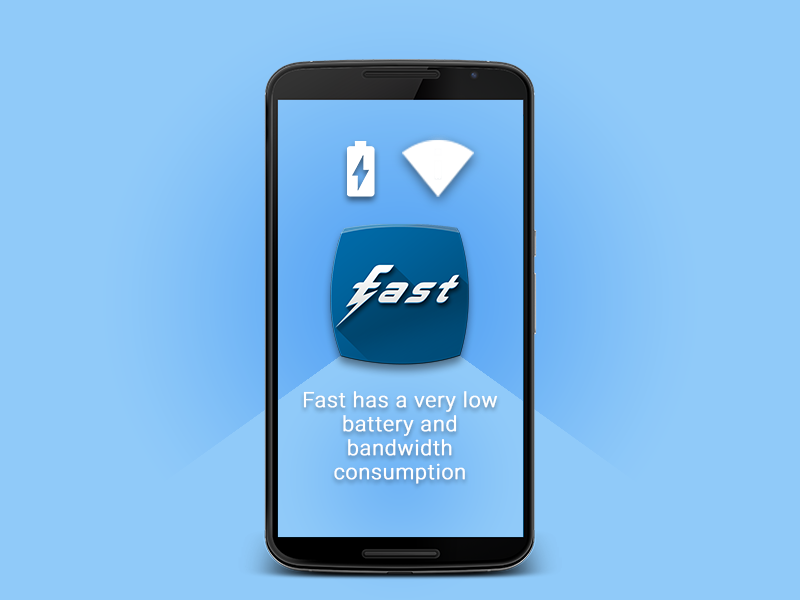 Fast (client for Facebook ©)- screenshot
