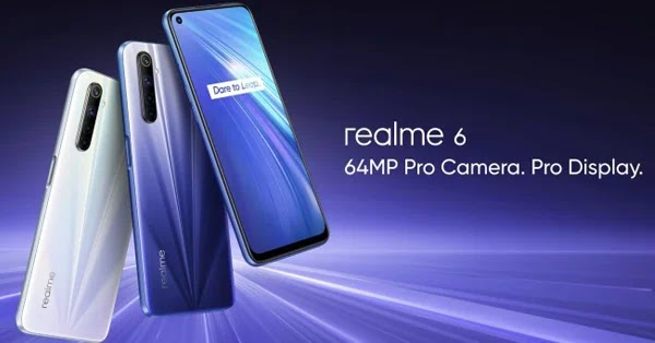 Realme 6 Overview