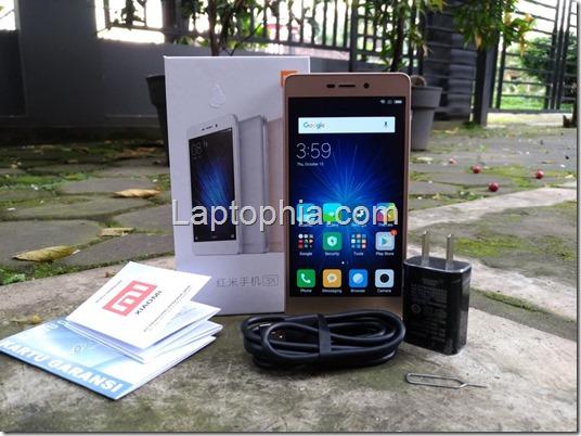 Paket Pembelian Xiaomi Redmi 3X