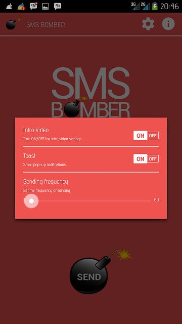 SMS Bomber Pro v1 5 [Cracked Mods apk] | APK Full Version