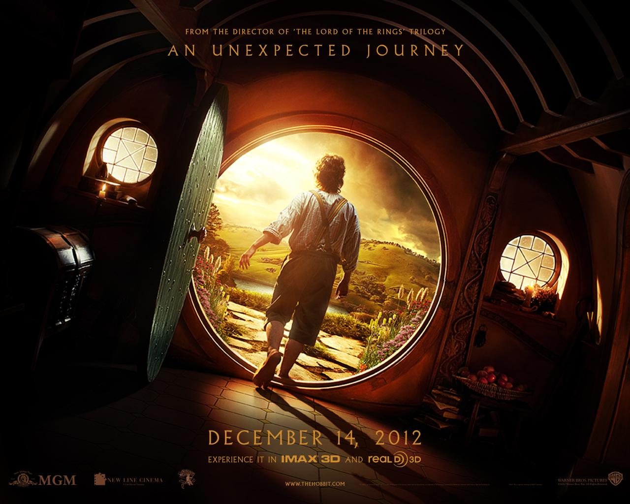 The Hobbit An Unexpected Journey Promo Trailer (Extended HD)