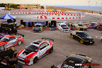 Drift Allstars Malta 2012 Pit Area