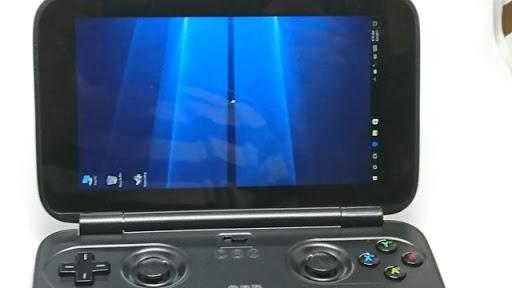DSC 2029 thumb%25255B4%25255D - 【ガジェット】「GPD WIN ゲームパッドタブレットPC」レビュー。Windows 10搭載+ゲームパッドつきのスーパーゲーミングタブレット!【タブレット/ゲームPC/神モバイル】