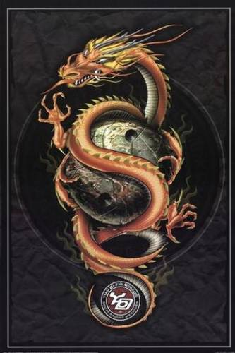 Dragon Snake, Dragons