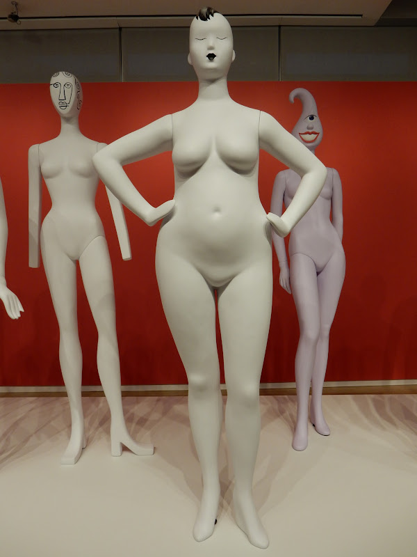 "Ralph Pucci y ""The art of the mannequin"" en el MAD Museum, New York"