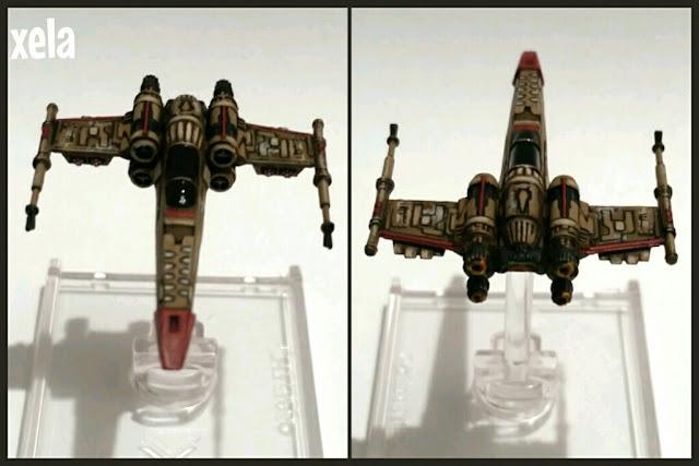 Z-95 Bossk Hound's Tooth scum pintada por Xela