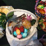 4.23.2011 Święcenie pokarmów w Wielką Sobotę w kościele MOQ, w Norcross. Typowe koszyki wielkanocne - IMG_7852.JPG