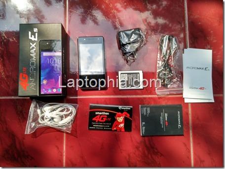 Paket Pembelian Smartfren Andromax ES