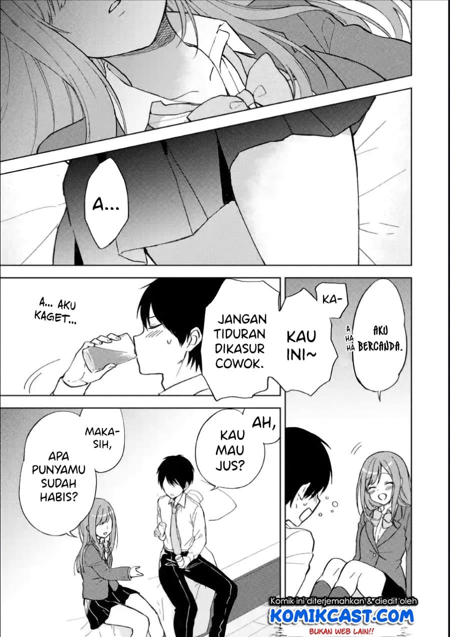 Chikan Saresou ni Natteiru S-kyuu Bishoujo wo Tasuketara Tonari no Seki no Osananajimi datta Chapter 5