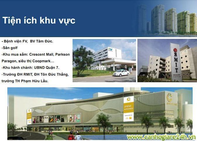 CH ERA TOWN ngay Phú Mỹ Hưng, chỉ 600tr giao nhà, lý tưởng cho cư dân sở hữu