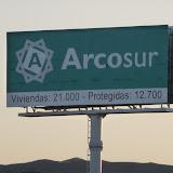 A2111 - Arcosur desde carretera Madrid