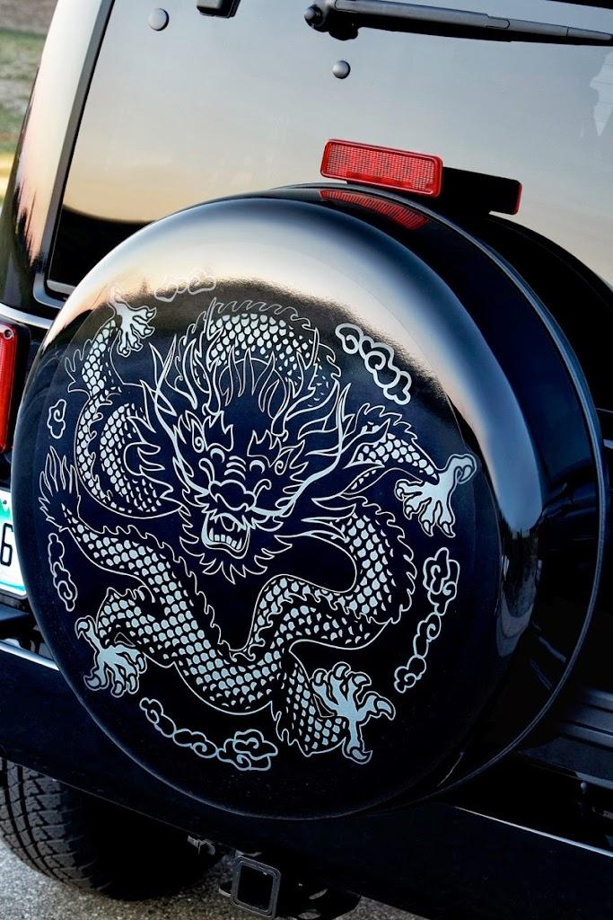 Jeep Wrangler Dragon Edition 4